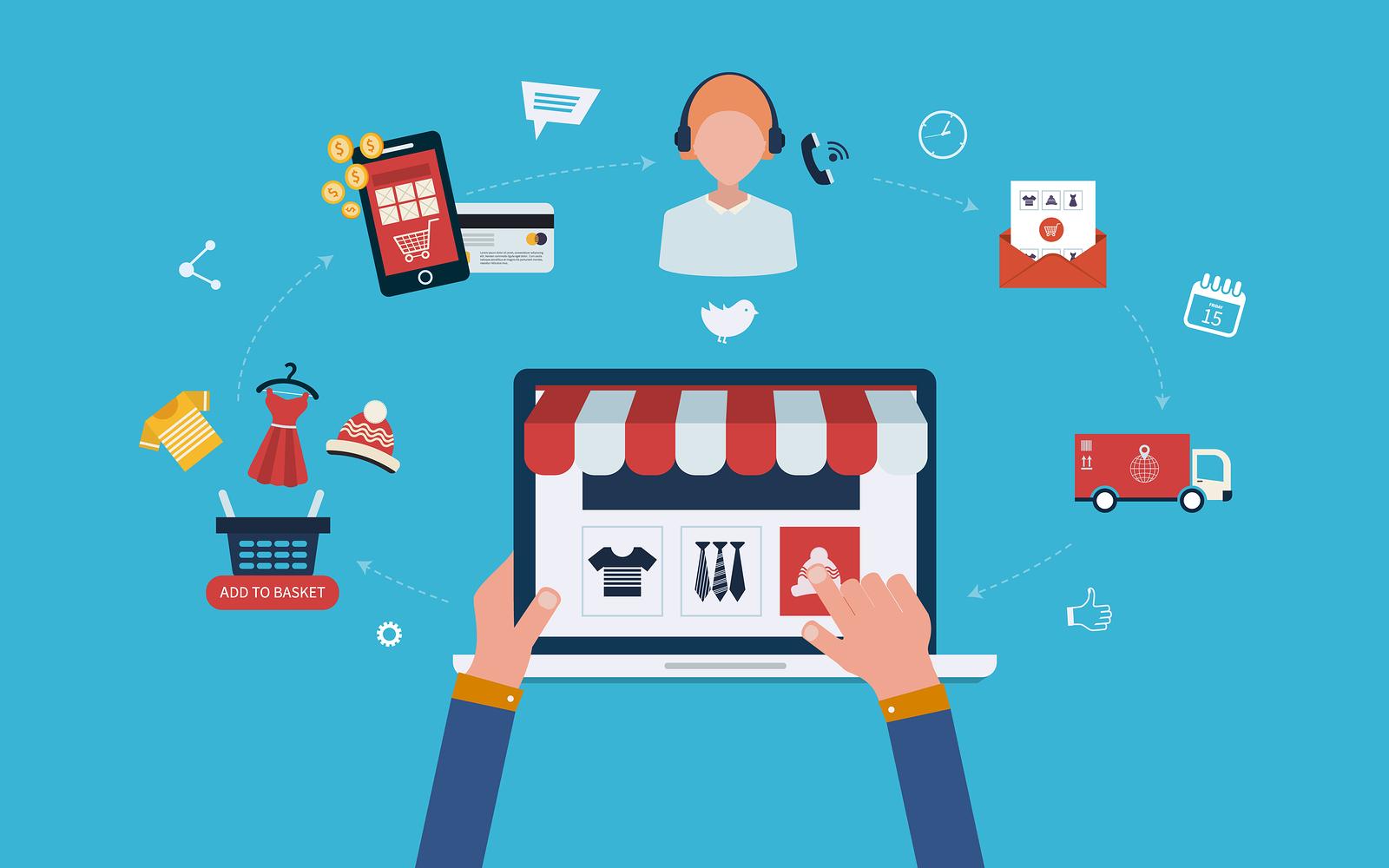 Pymes, Economía, mercado, 2020, nenis, banco, e-commerce, comercio electrónico